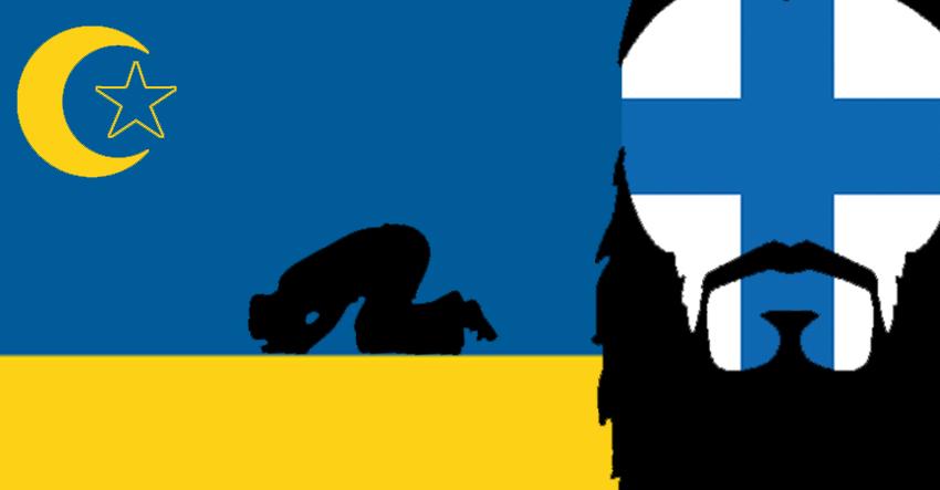 Svenskene åpner grensene for avviste asylsøkere fra Finland