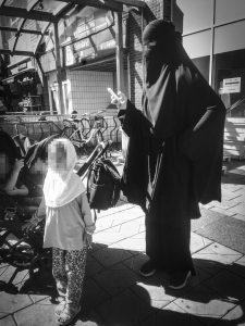 -Hijab på barn er ekstremt. Ja, men gjør noe da!