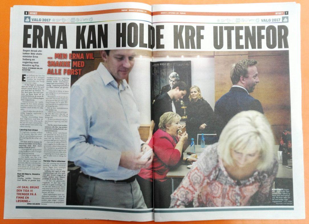 Respektløse Dagbladet