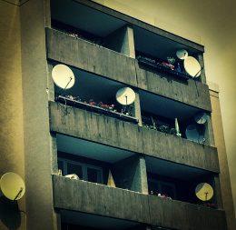 Kraftig nedjustering av ghettoområder i Danmark