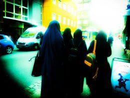 Burkaforbud i Danmark