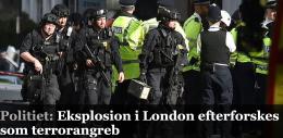 Terrorvarsel hver annen dag