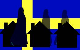 Asylinnvandring: Sverige oppløser seg selv