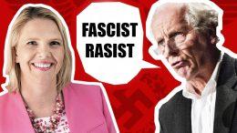 Kobler Listhaug til fascisme og rasisme