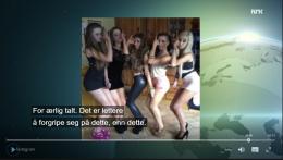 Hvordan kunne dere, NRK?