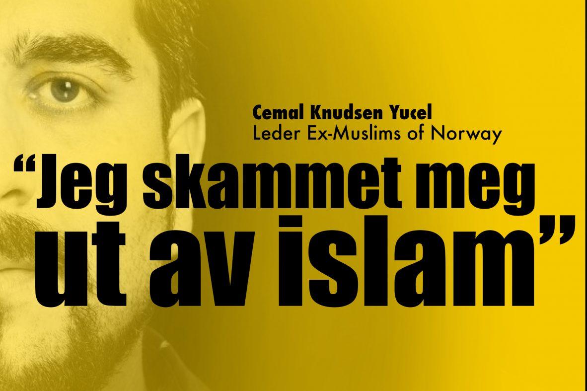 -Jeg skammet meg ut av islam. SE VIDEO