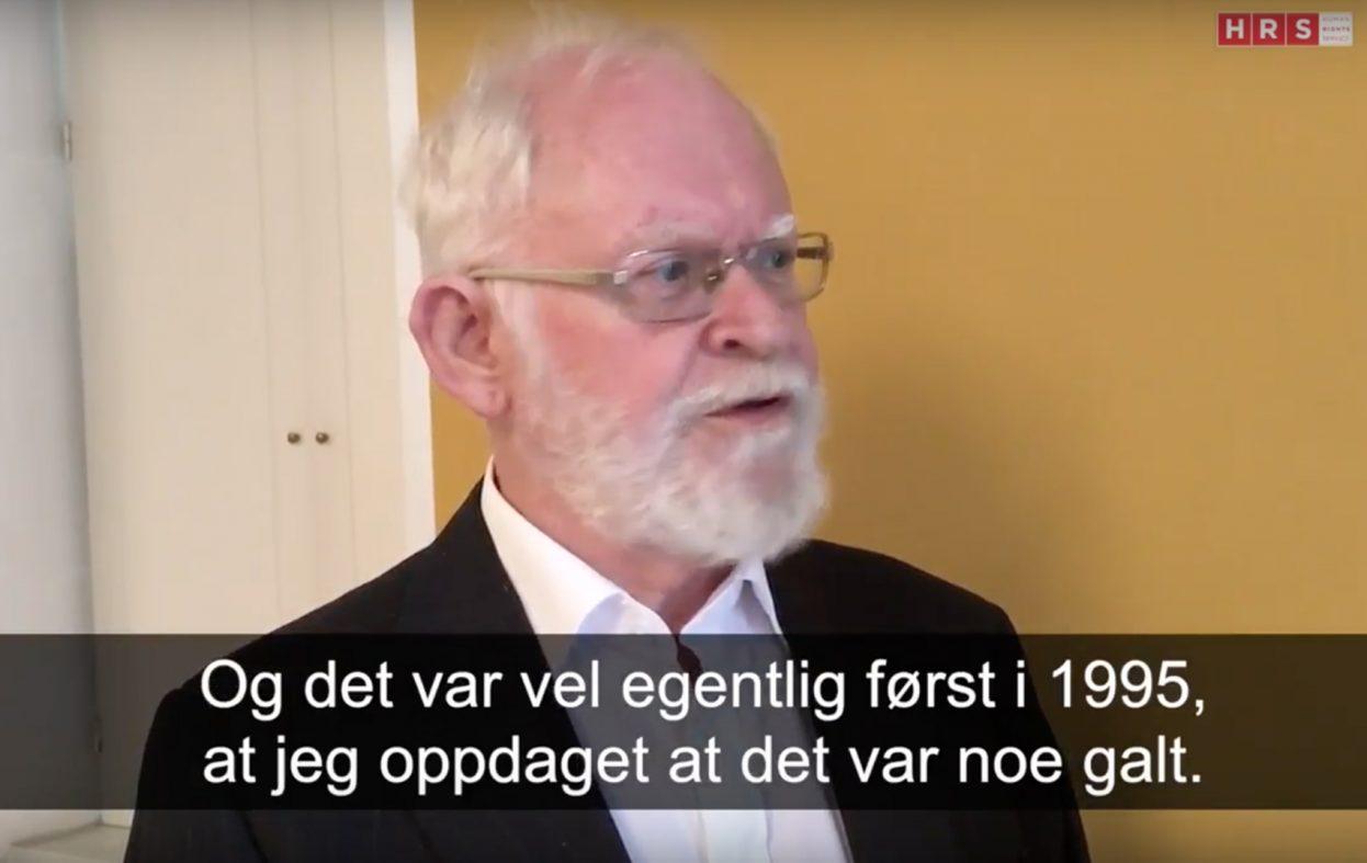Intervju med Skandinavias viktigste frihetsforkjemper