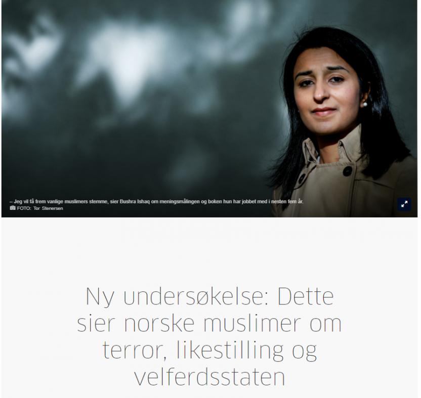 a3a90dd3 Anders Behring Breivik skapte terroren mot Charlie Hebdo, sier norsk forsker
