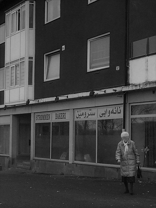 Vi «moderniseres»: Videosjappe blir til moské