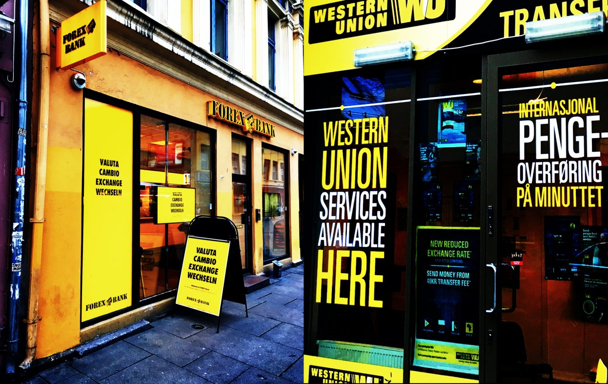 Weizmann forex western union