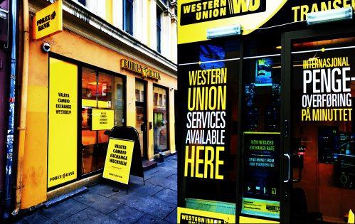 Forex bank western union