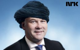 NRK-sjef Eriksen med ny hijab-provokasjon