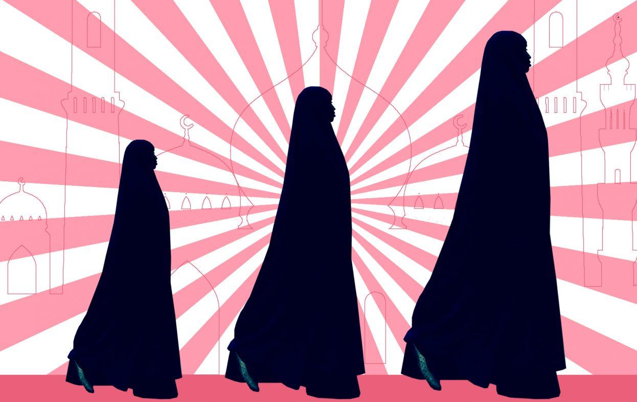 Andelen muslimer vil øke voldsomt