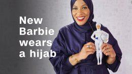 Endelig Barbie med hijab!
