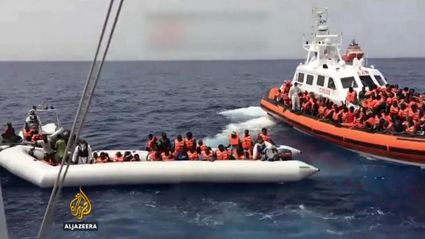 Migranter truet med å drepe sine barn