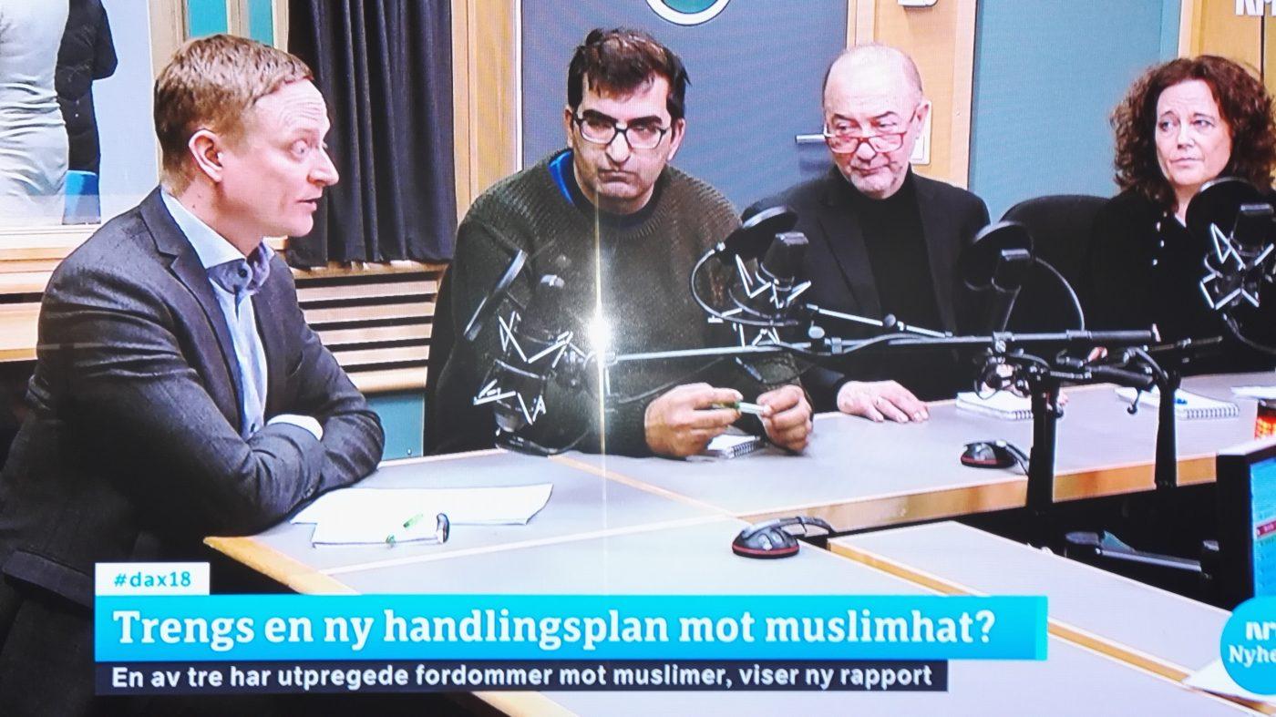 Antisemittisme blir muslimhat