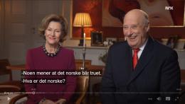 Hjernevask: Heller ikke Kong Harald tror norsk kultur eksisterer