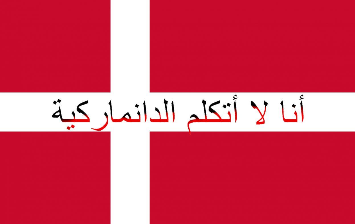 Født i Danmark, men kan ikke dansk