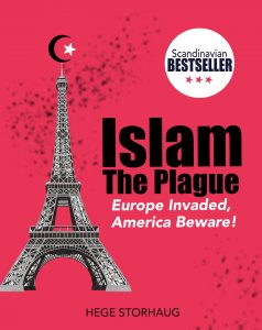 Landeplagen islam: Tittelen er på plass for amerikansk utgave!