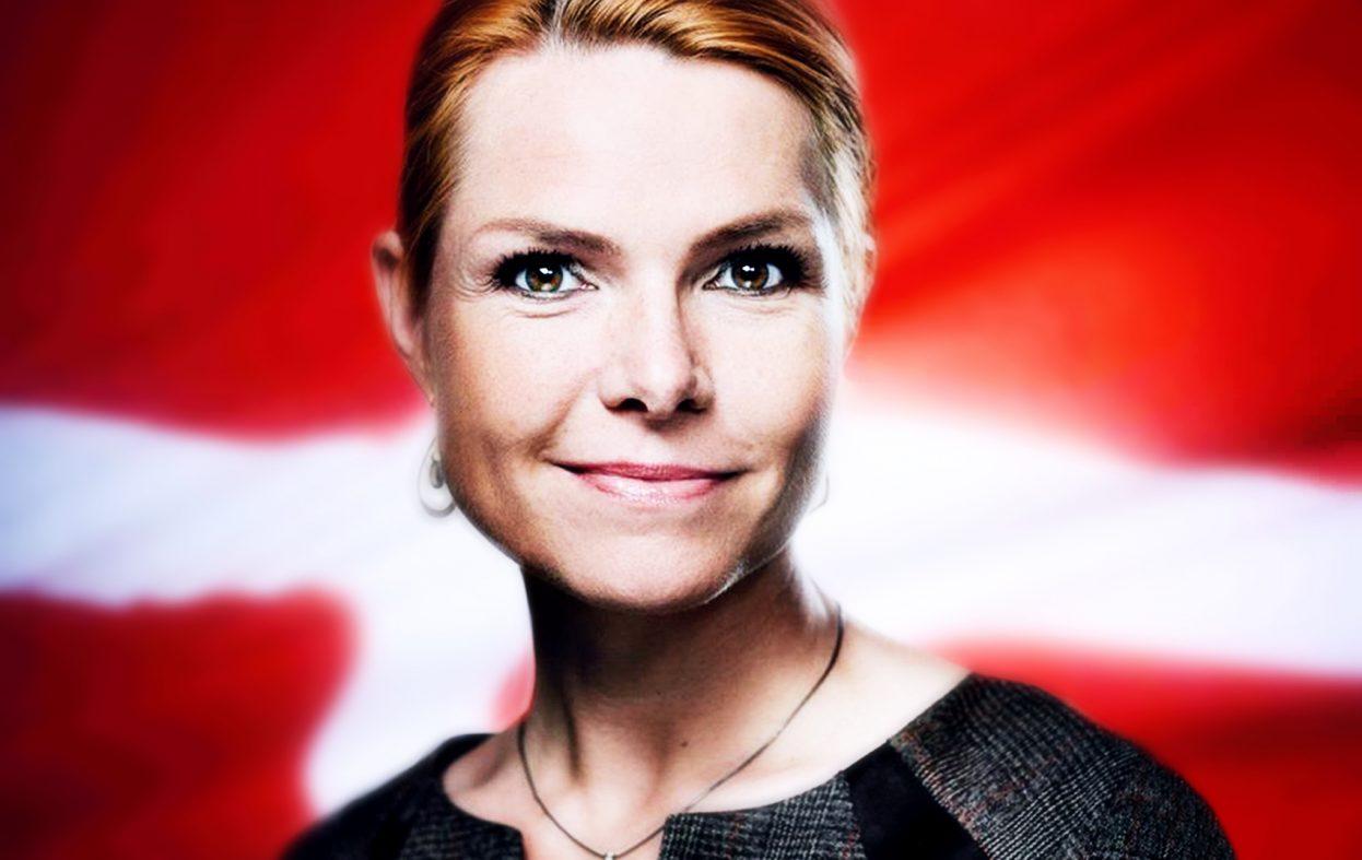 Men husk at det er Inger Støjberg som er hatefull!