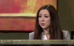 Sjelden åpenhet om hvem som står bak jødehatet i Sverige