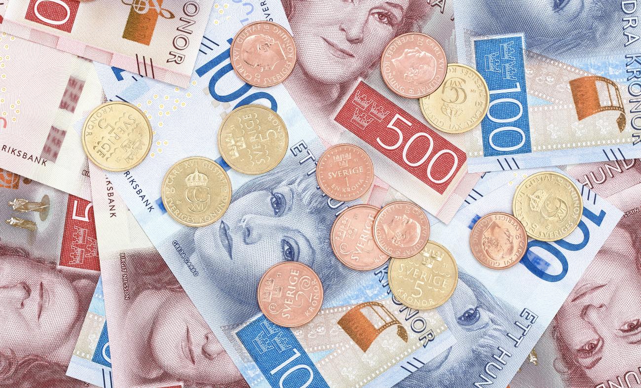 Sveriges økonomiske tilstander = Norges økonomiske tilstander?