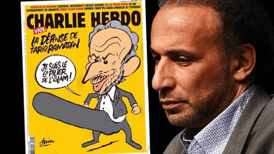 Islam-kjendis arrestert for voldtekt