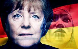 Desperadoene Merkel og Macron