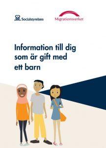 Trekker brosjyre om barneekteskap