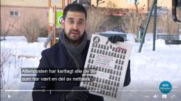 Etnisk norsk gnidd inn «i trynet»