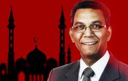 SVs Akhtar Chaudhry involvert i ekstrem-moské på lille Stord