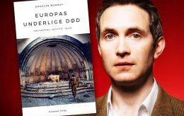 Mannen bak årets viktigste bok til Oslo!