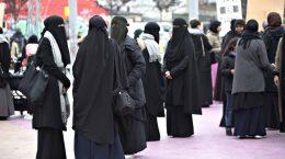 Da kommer burkaforbudet!