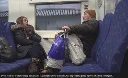 Eldre sover på gaten mens nye innvandrere får bolig