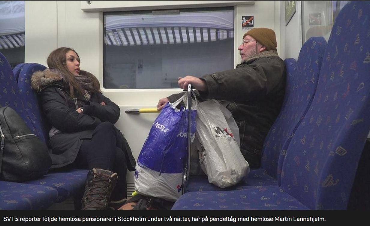 Gjengkriminelle får luksusleiligheter til millionbeløp, mens hjemløse eldre sover ute