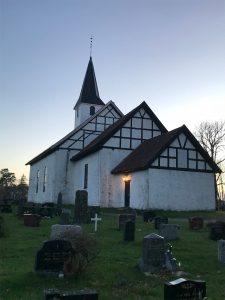 – Den norske kirke er en branntomt