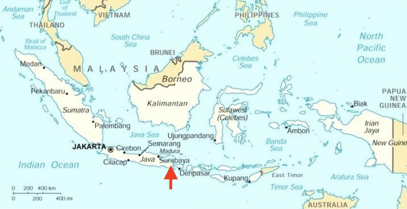 Nytt terrorangrep i Indonesia