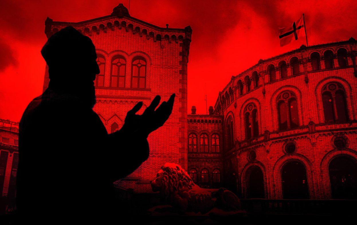 Solberg-regjeringens «krig» mot » islomofobi» og «hets»