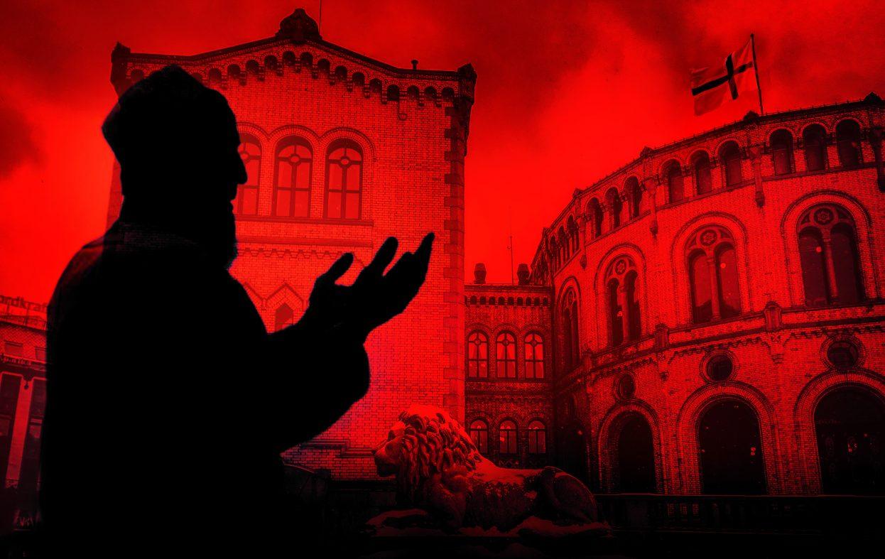 Skal vi rett og slett forby organisert islam for å redde Norge?