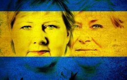 Regjeringen sier ja til FNs migrasjonsavtale – FrP tar dissens