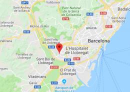 Barcelona: Angrep politi – ble skutt og drept