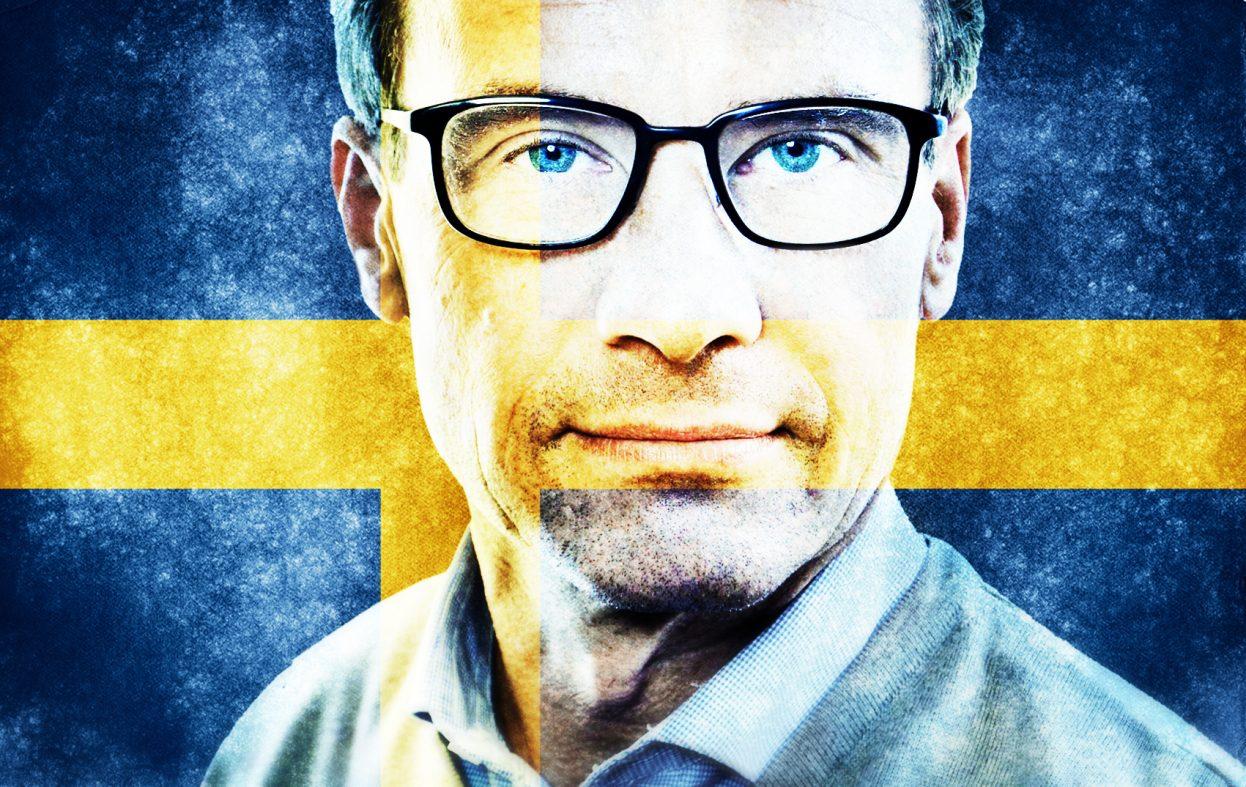 – Svenskene har mistet troen på staten