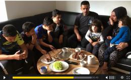Ber syrisk familie om å reise hjem