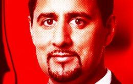 Abid Raja (V) har problemer med elementær politikk