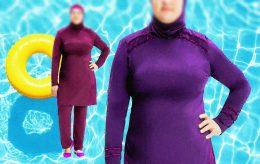 Burkini skaper strid i norske svømmehaller