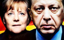 Erdogan på sitt første statsbesøk i Tyskland – men blir de «venner»?