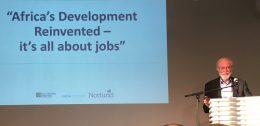 Afrika, det handler om jobber – Paul Collier