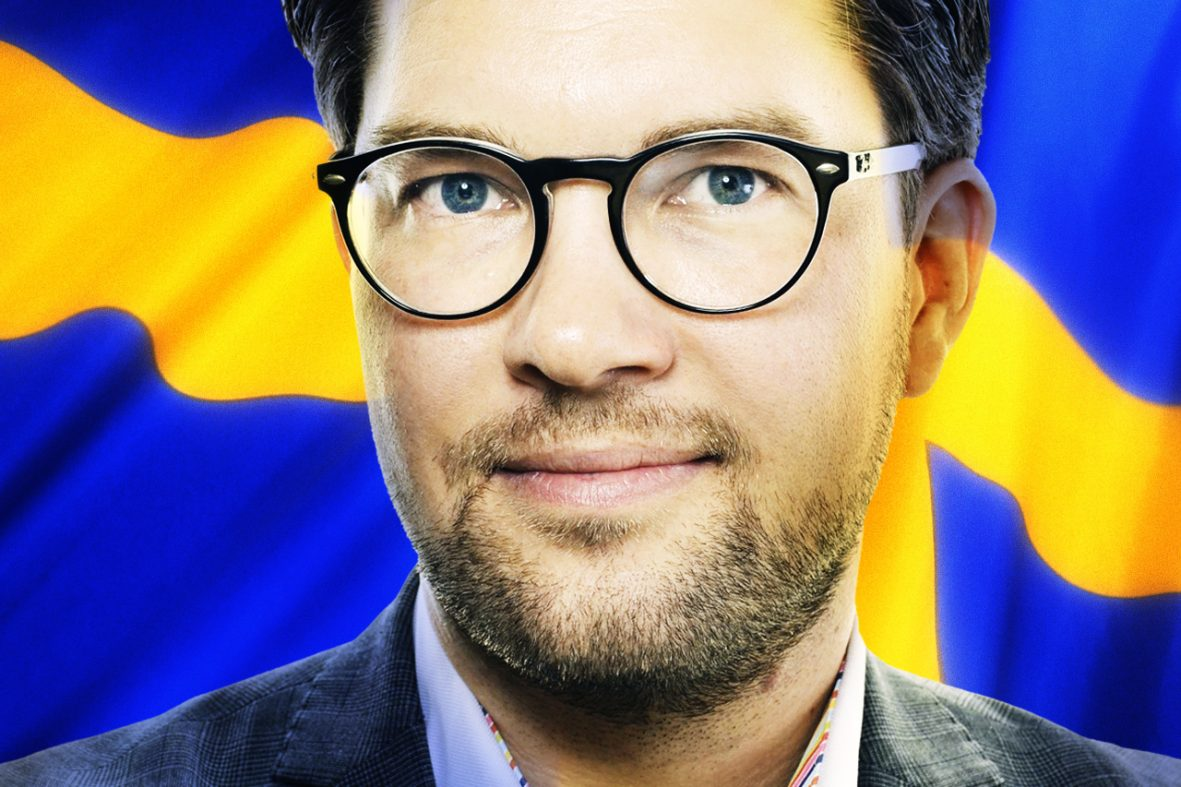Sverigedemokratene tas inn i varmen