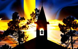 Kirke tillot muslimsk bønnerop: – Et ønske om fred, sier presten