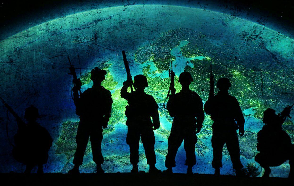 10 000 væpnede soldater skal vokte Europas grenser. Et «sannhetens øyeblikk»